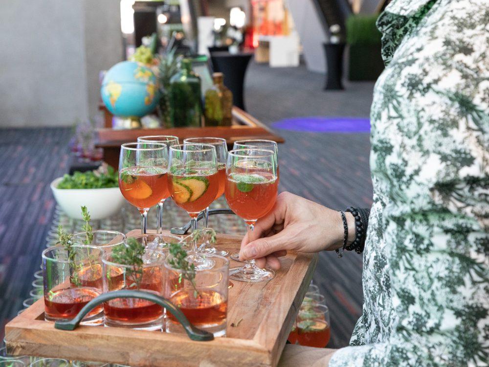 Art du cocktail Palais des congrès Montréal