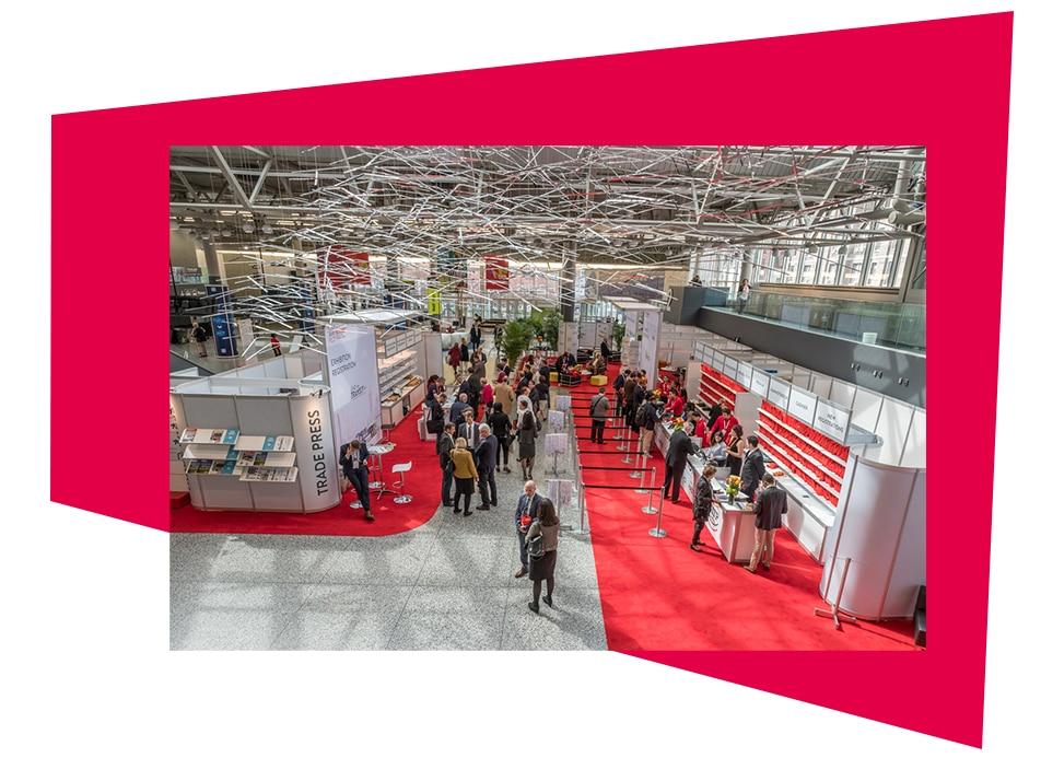 Exposition mobilier Palais des congrès Montréal