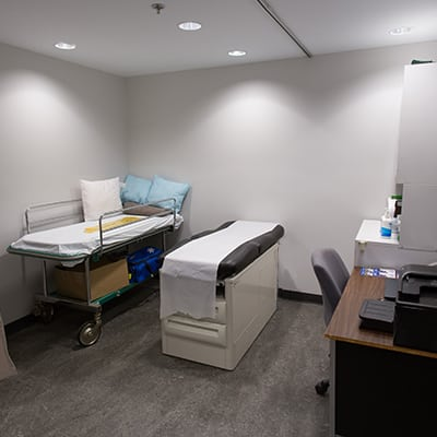 Premiers soins Palais des congrès Montréal