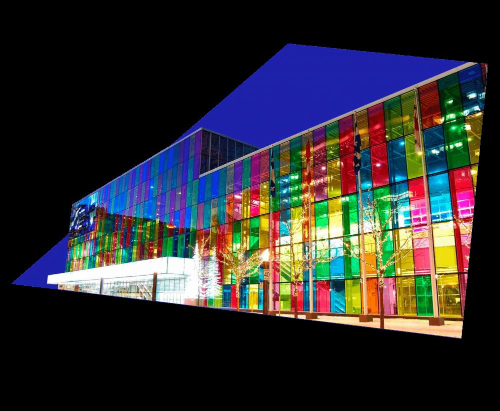 Logo Palais des congrès Montréal