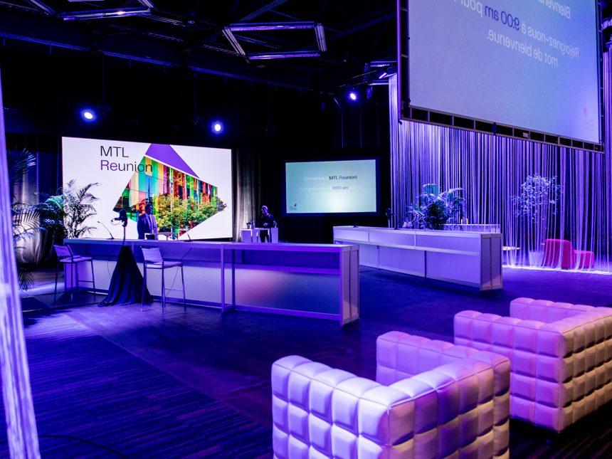 Studio 710 Palais des congrès Montréal
