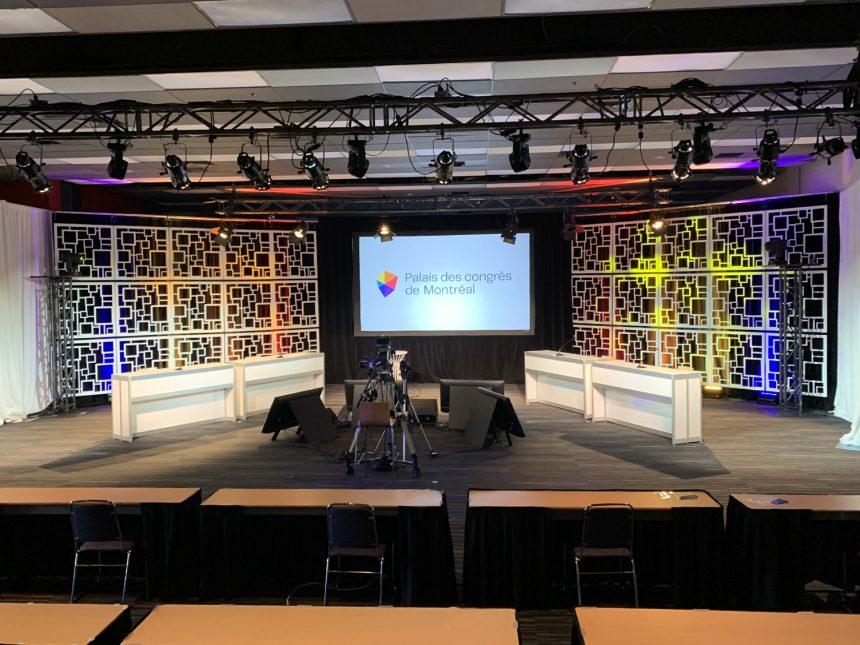 Studio 524 Palais des congrès Montréal