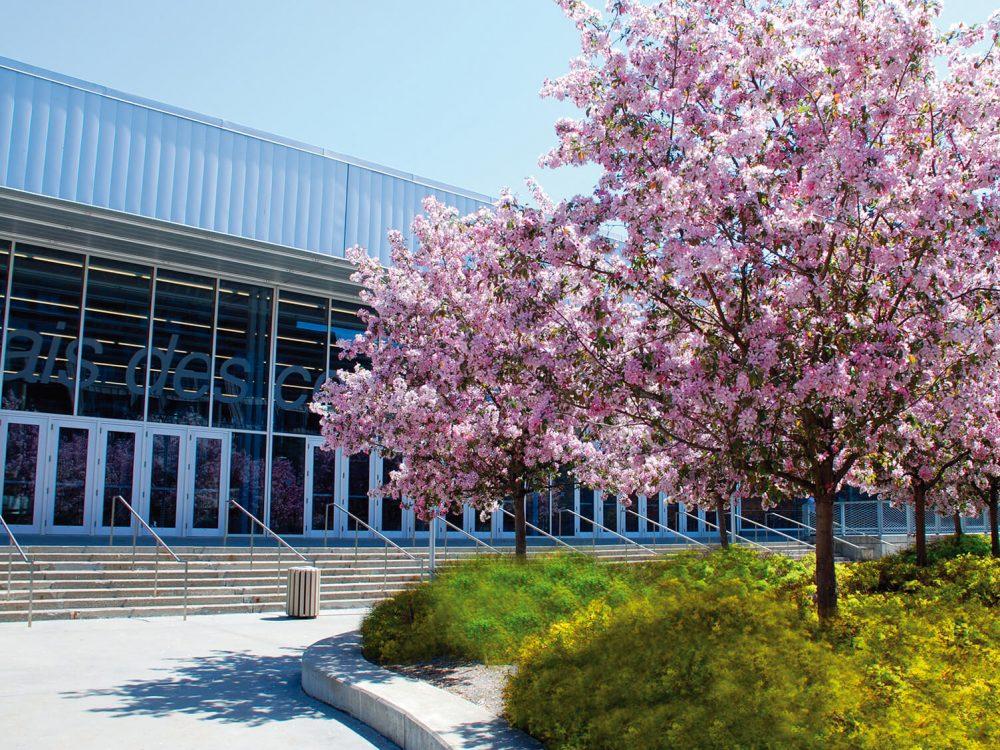 L'Esplanade Palais des congrès Montréal