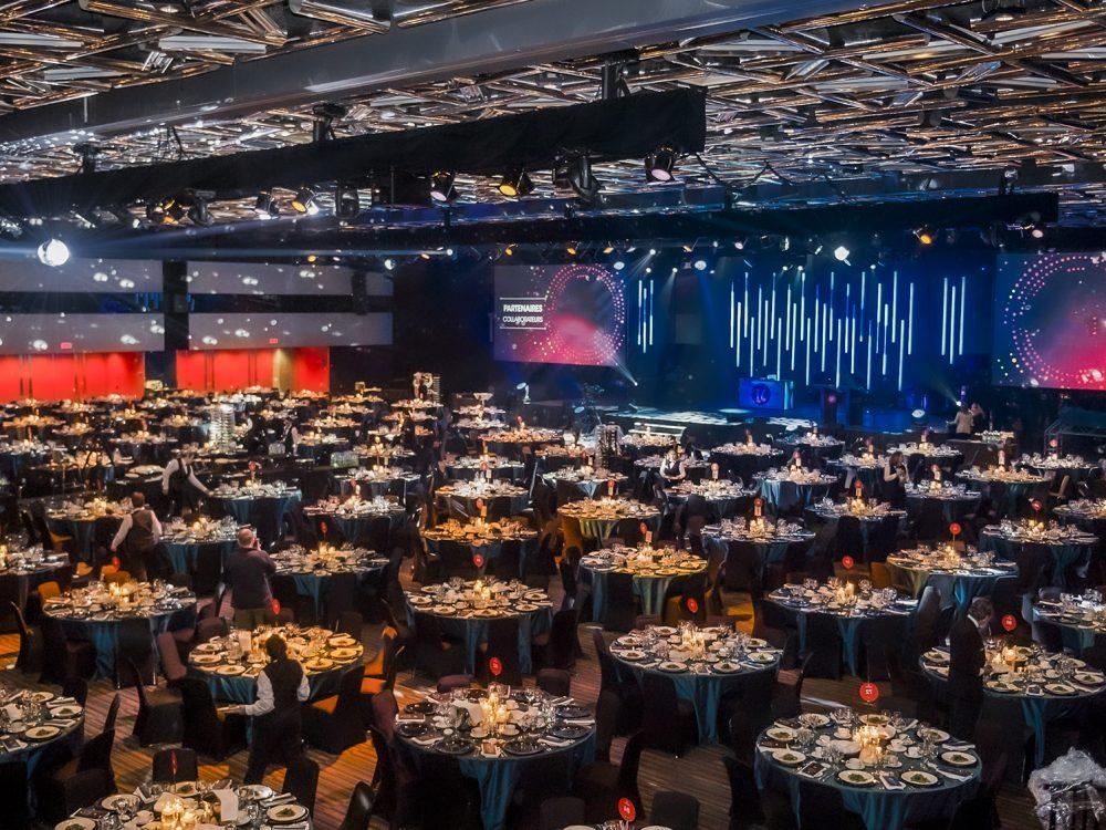 Gala Palais des congrès Montréal