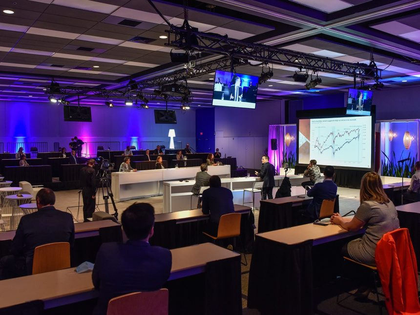 Studio 520 Palais des congrès Montréal