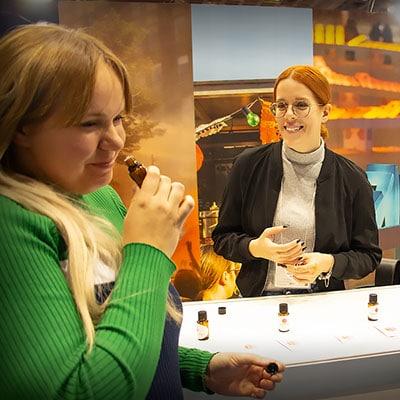 Animation Palais des congrès Montréal