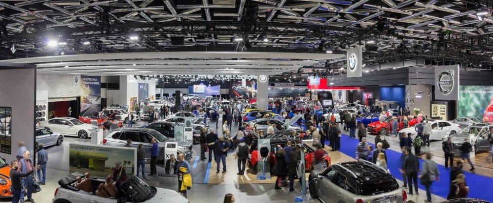 Exposition Palais des congrès Montréal