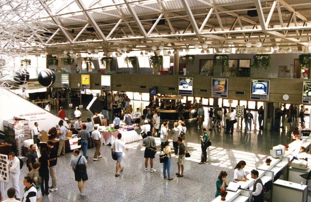 Palais des congrès Montréal 1984