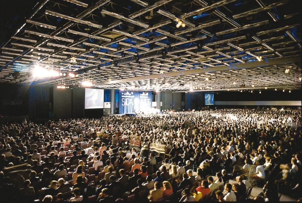 Évènement Palais des congrès Montréal 1989