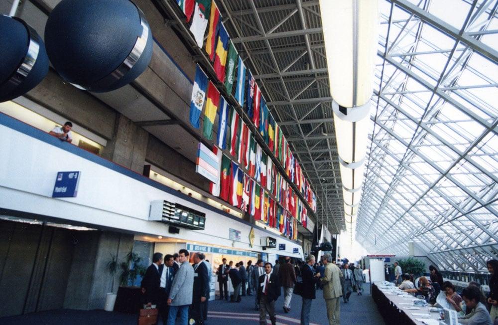 Palais des congrès Montréal 1994