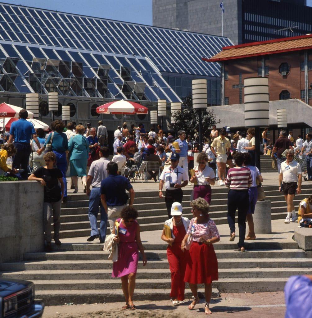 Palais des congrès Montréal 1996