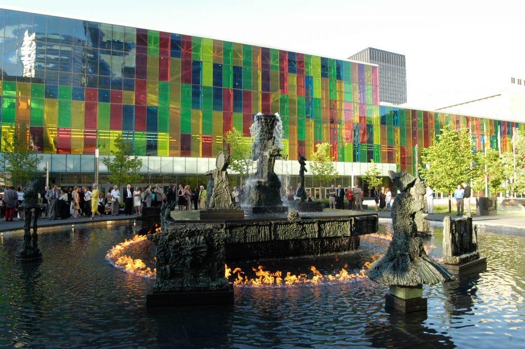 Palais des congrès Montréal 2004