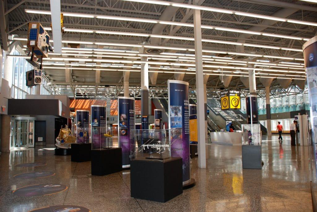 Palais des congrès Montréal 2008