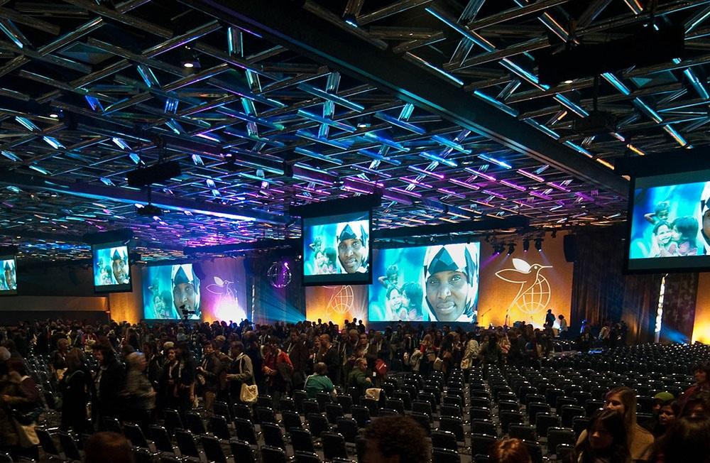 Congrès Palais des congrès Montréal