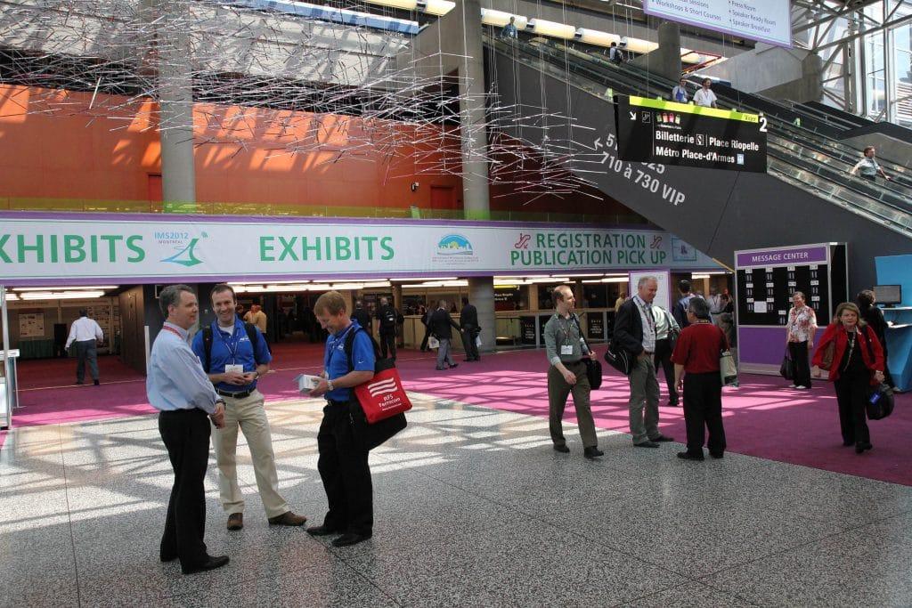 Palais des congrès Montréal 2012