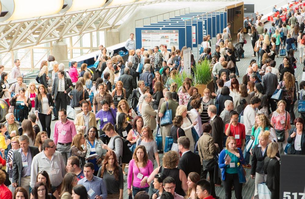 Exposition au Palais des congrès Montréal