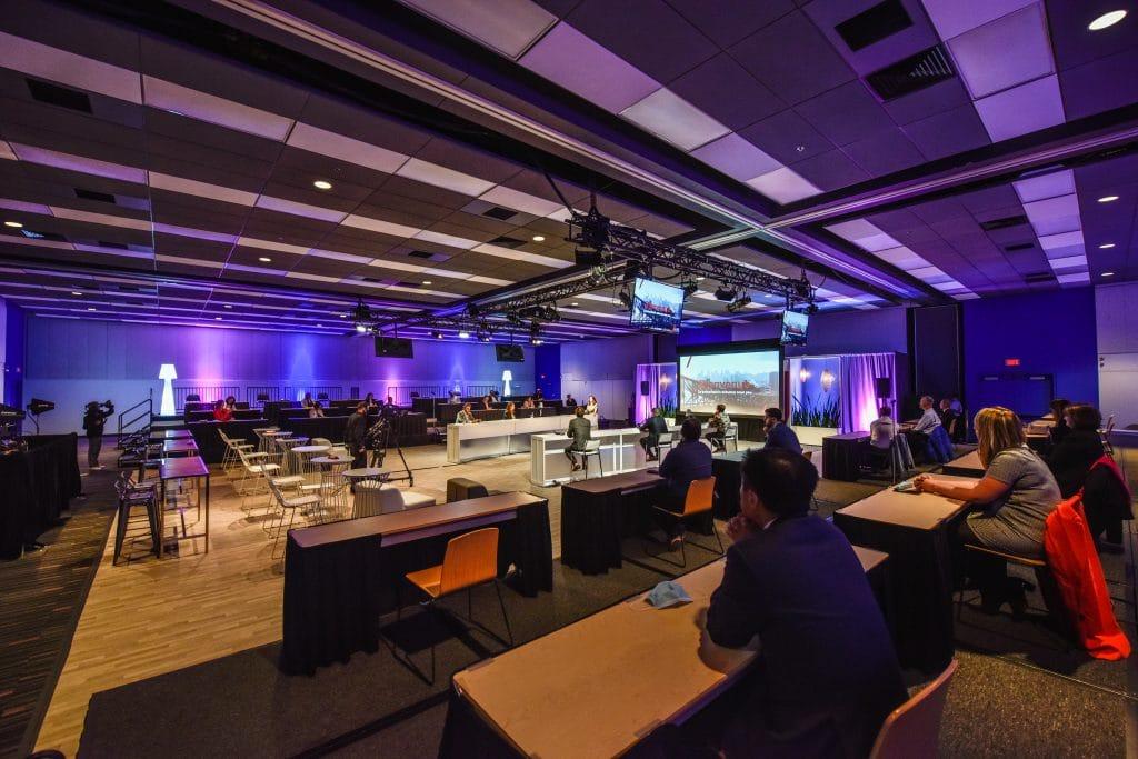 Conférence Palais des congrès Montréal 2020