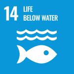 life below water logo