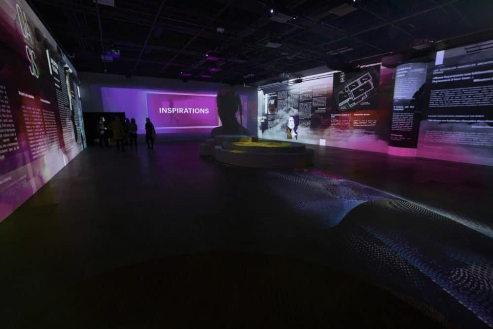 Studio Palais des congrès Montréal