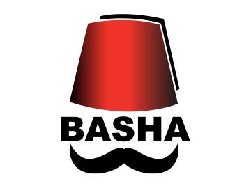 Logo restaurant Basha