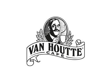 Logo Van Houtte café