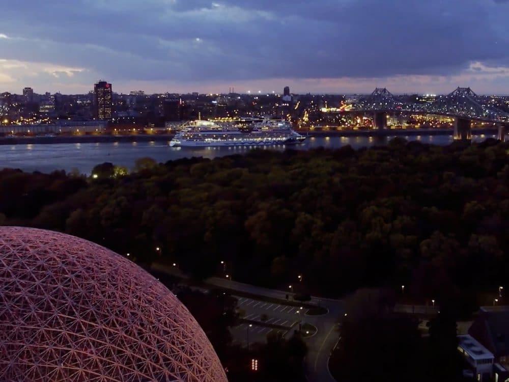 Tourisme Montréal vue de la ville