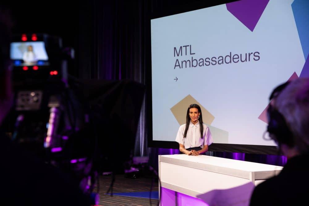 MTL ambassadeurs Palais des congrès Montréal