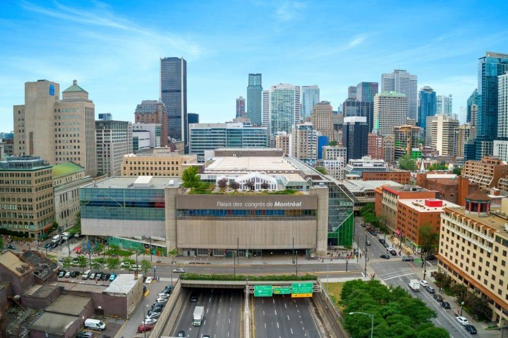 Palais des congrès Montréal