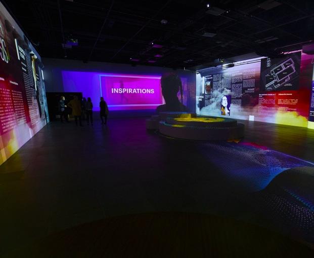 Studio Ambiant Palais des congrès Montréal
