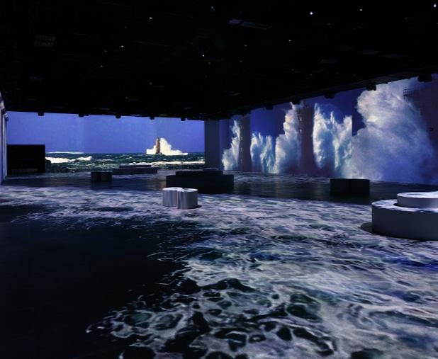 Studio Mega Palais des congrès Montréal