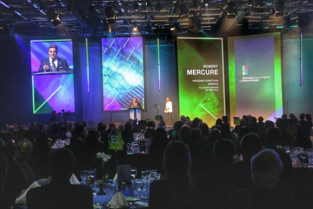 Robert Mercure Palais des congrès Montréal