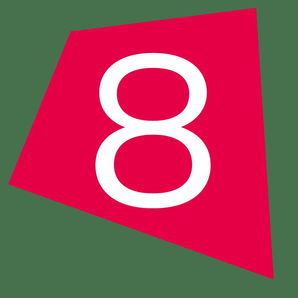 chiffre 8