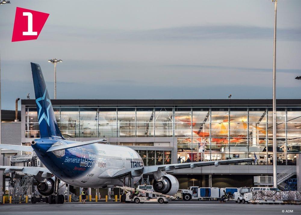 avion aéroport