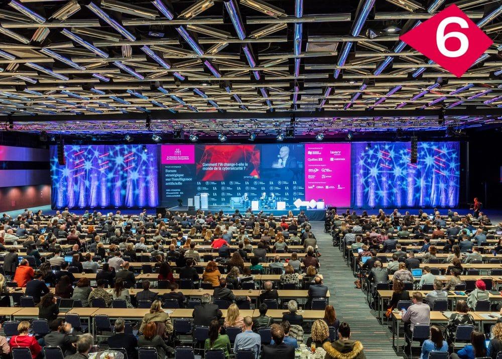 plénière congrès